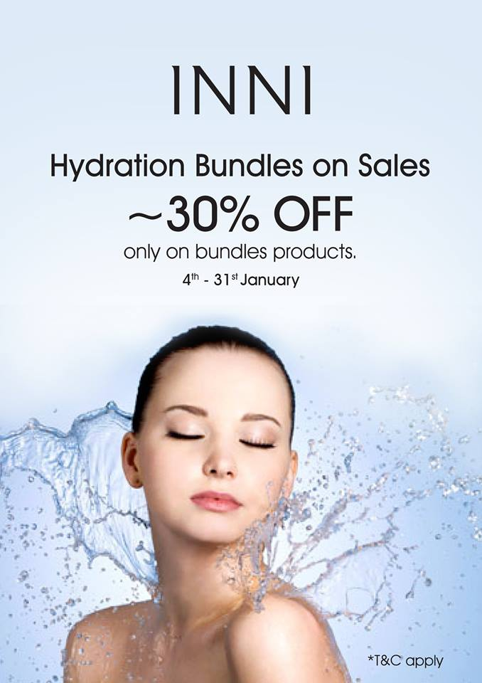 Hydration Bundles on Sales